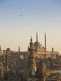 Muhammad Ali Mosque and Islamic Cairo Photographic Print by Ashok Sinha