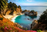 Protected Cove and Mcway Falls Photographic Print by Matthew Crowley Photography