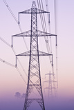 Pylons Photographic Print by Jeremy Walker