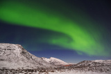 Northern Lights near Tromso, Troms, Norway Photographic Print by Martin Ruegner