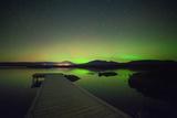 Aurora Lake Photographic Print by Gulli Vals