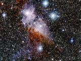 Carina Nebula Photographic Print by  Stocktrek