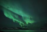 Aurora over Seiland Photographic Print by Epsen Orud