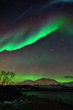 Aurora Borealis Photographic Print by John Hemmingsen