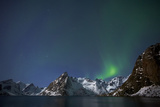 Aurora Borealis over Lofoten Islands Photographic Print by Rudi Sebastian