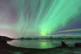 Northern Lights in Iceland Photographic Print by by Chakarin Wattanamongkol