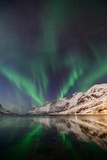 Aurora Ersfjordbotn Photographic Print by John Hemmingsen