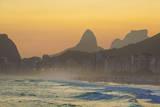 Copacabana, Rio De Janeiro, Brazil Photographic Print by Stuart Dee