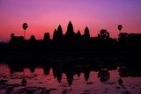 The Temples of Angkor Photographic Print by Denise Leong