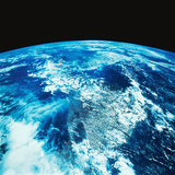 Planet Earth Photographic Print by  Stocktrek