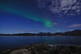 Northern Lights at Sommaroy Photographic Print by Bernt Olsen