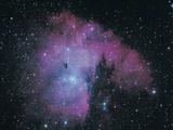 Nebula Photographic Print by Digital Vision.