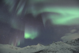 Nothern Lights, Aurora Borealis Photographic Print by Raimund Linke