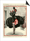 La Vie Parisienne, Georges Pavis, 1922, France Posters