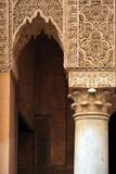 Saadian Tombs, Marrakech, Morocco Photographic Print by Marco Brivio