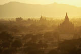 Mystical Atmosphere - Bagan Photographic Print by Pascal Boegli