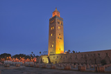 Koutoubia Mosque Photographic Print by Raimund Linke