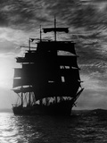 Sailing Ship Photographic Print by Fox Photos