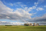 Stonehenge, Wiltshire, England Photographic Print by Rich Thompson