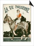 La Vie Parisienne, Rene Vincent, 1919, France Prints