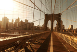 Brooklin Bridge Photographic Print by Diogo Salles