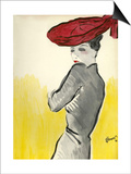 Women's Fashion 1930s, 1939, UK Poster