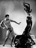 Exotic Dancers Photographic Print by Gordon Anthony