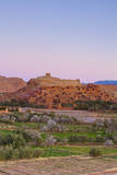 The Picturesque Hilltop Village of Ait Benhaddou Photographic Print by Doug Pearson