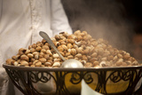 Boiled Snails on a Market Stall in Marrakech, Morocco Photographic Print by Huw Jones