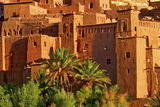 Ait-Benhaddou Village Photographic Print by Visions Of Our Land