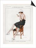 La Vie Parisienne, Magazine Plate, France, 1918 Prints