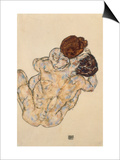 Umarmung (Embrace), 1917 Posters by Egon Schiele
