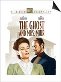 The Ghost And Mrs. Muir, 1947, Directed by Joseph L. Mankiewicz Posters