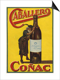 Caballero, Magazine Advertisement, Spain, 1935 Poster