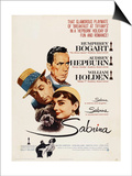 "Sabrina Fair, 1954, ""Sabrina"" Directed by Billy Wilder Prints"