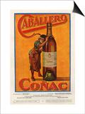 Caballero, Magazine Advertisement, Spain, 1920 Prints
