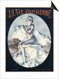 La Vie Parisienne, Cheri Herouard, 1924, France Prints