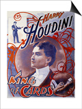 Harry Houdini, UK Posters