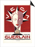 Guerlain, Guerlain Vega Art Deco Womens, UK, 1940 Prints