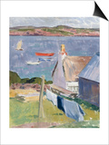 Iona Poster by Francis Campbell Boileau Cadell