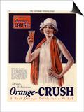 Orange Crush, USA, 1920 Posters