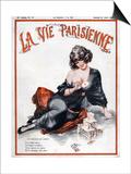 La Vie Parisienne, C Herouard, 1923, France Art