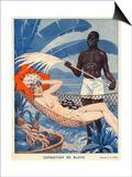 Le Sourire, 1931, France Prints