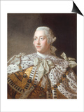 Portrait of King George III Posters by Allan Ramsay