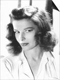 Katharine Hepburn Poster