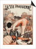 La Vie Parisienne, 1924, France Posters