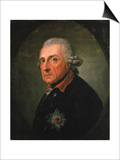 Frederick Ii (The Great) of Prussia, 1781 Posters by Anton Graff