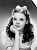 "Judy Garland. ""The Wizard of Oz"" 1939, Directed by Victor Fleming Poster"