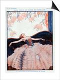 La Vie Parisienne, Vald'es, 1923, France Poster