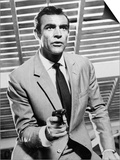 "Sean Connery. ""Doctor No"" 1962, ""Dr. No"" Directed by Terence Young Prints"